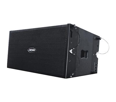 DS97A12 · 双12″全频扬声器