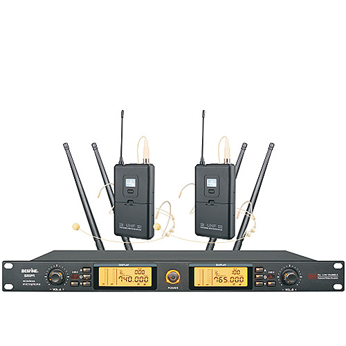 EH485 · 双头戴无线话筒